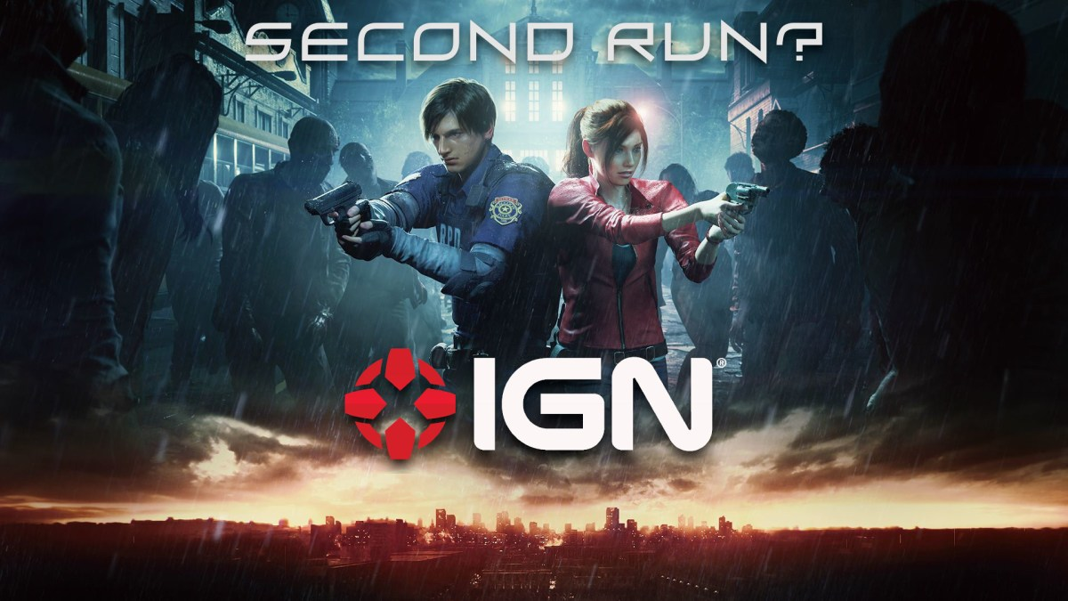 IGN Resident Evil 2 review removes large section due to the reviewer not playing half of the game
